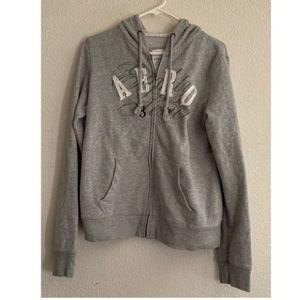 Aeropostale grey sweater